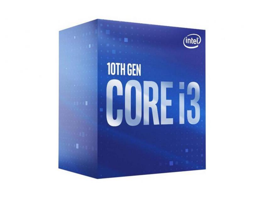 Επεξεργαστής Intel Core i3-10100 3.60GHz (BX8070110100)