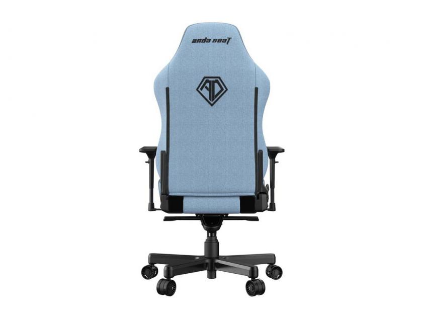 Gaming Καρέκλα Anda Seat AD18 T-PRO Light Blue/Black (AD18-02-SB-F)