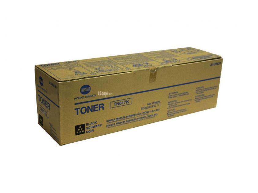 Toner Konica Minolta TN-617K Black 41500Pgs (A1U9131)