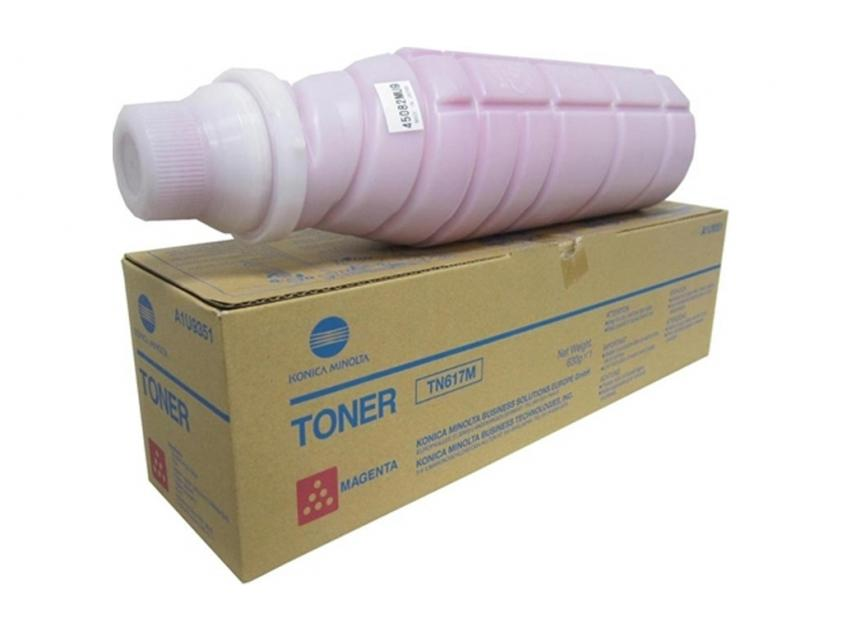 Toner Konica Minolta TN-617M Magenta 31000Pgs (A1U9331)