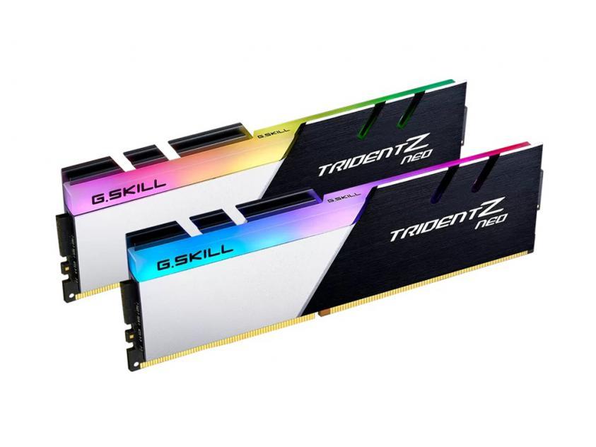 Μνήμη RAM G.Skill TridentZ 16GB (2x8) DDR4 3600MHz (F4-3600C16D-16GTZNC)