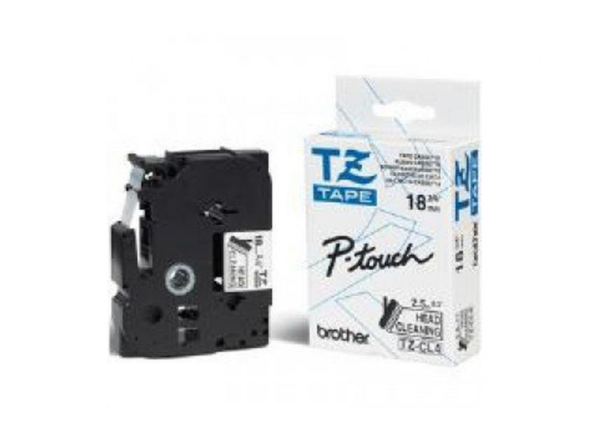 Brother 18mm Head Cleaning Tape (TZECL4)