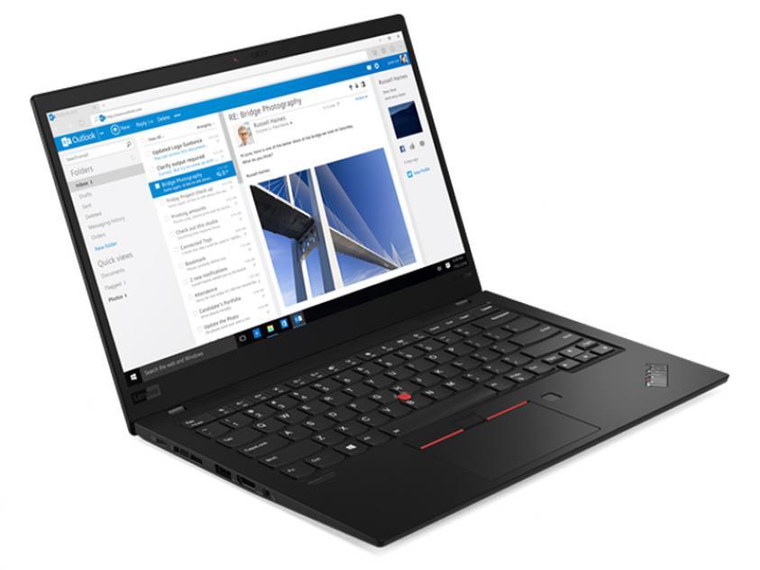 Laptop Lenovo ThinkPad 14-inch X1 Carbon 7th Gen i7-8565U/16GB/512GB/W10P/3Y (20QD003JGM)