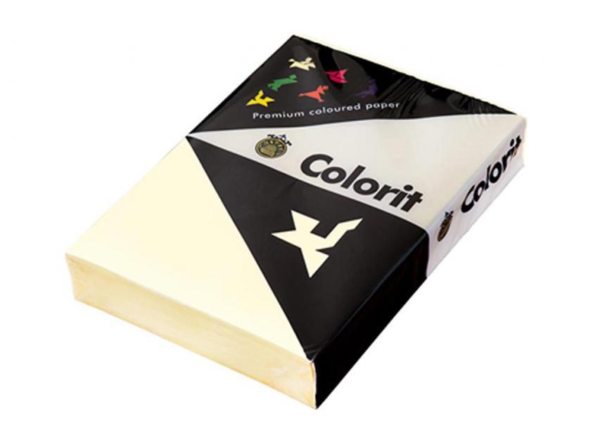 Χαρτί Lessebo Colorit A4 160gm2 Vanilla 5x500-Sheets Box (387952box)