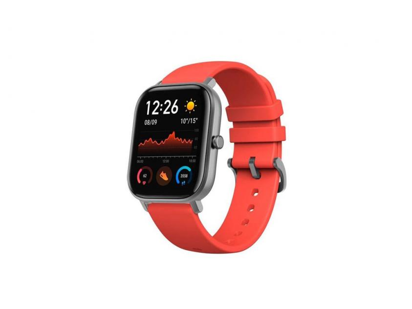 Smartwatch Xiaomi Amazfit GTS Orange EU (A1914OR)