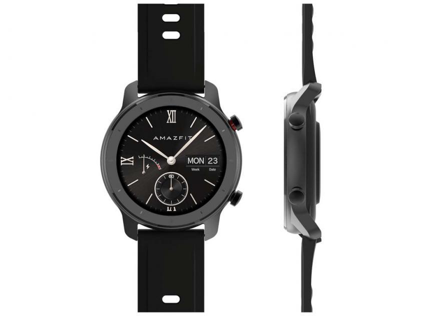 Smartwatch Xiaomi Amazfit GTR 42mm Black EU (A1910BK)