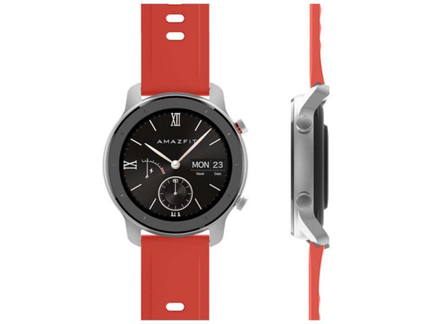 Smartwatch Xiaomi Amazfit GTR 42mm Red EU (A1910RD)
