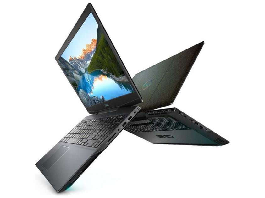 Gaming Laptop Dell G5 5500 15.6-inch i7-10750H/16GB/1TBSSD/GeForceRTX20708GB/W10H