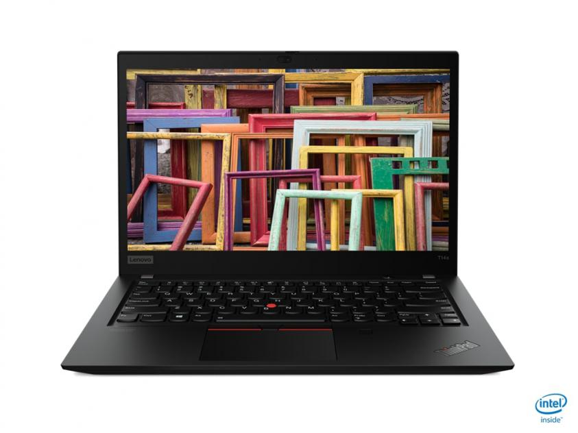 Laptop Lenovo ThinkPad T14s 14-inch i7-10510U/16GB/512GBSSD/W10P/3Y (20T0001EGM)