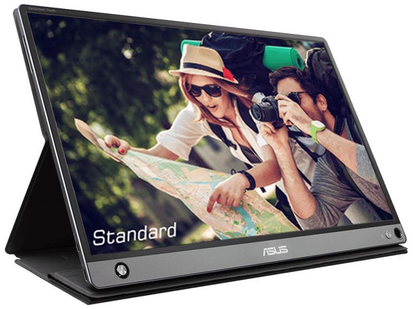 Οθόνη Asus ZenScreen MB16AMT 15.6-inch Touch (90LM04S0-B01170)