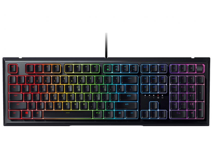 Gaming Keyboard Razer Ornata Chroma V2 GR Hybrid Mecha-Membrane (RZ03-03381100-R3P1)