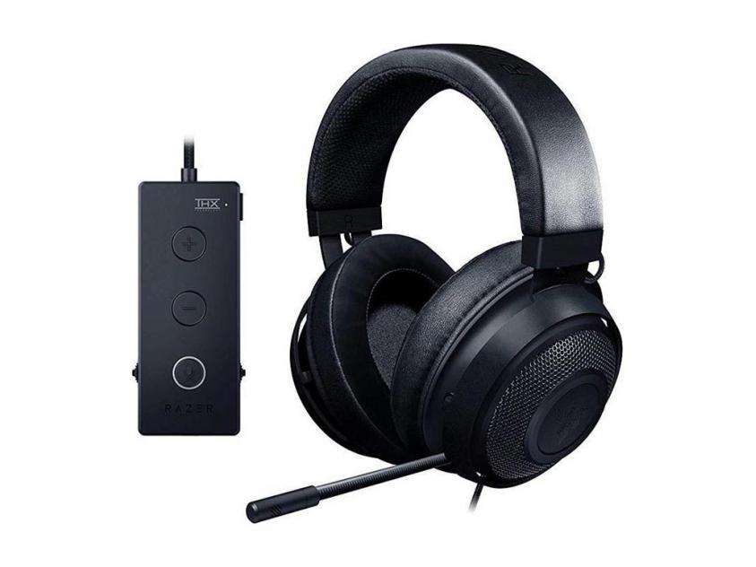Gaming Headset Razer Kraken Tournament Edition Black (RZ04-02051000-R3M1)