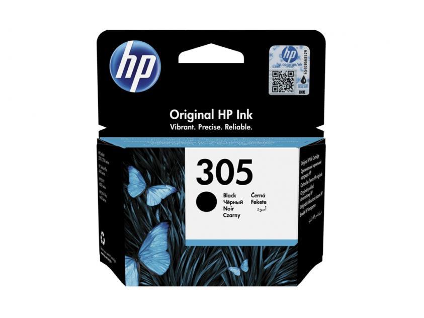 Μελάνι HP 305 Black 120Pgs (3YM61AE)
