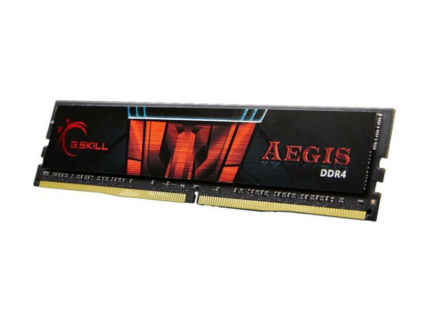 Μνήμη RAM G.Skill Aegis 16GB DDR4 3000MHz CL16 (F4-3000C16S-16GISB)