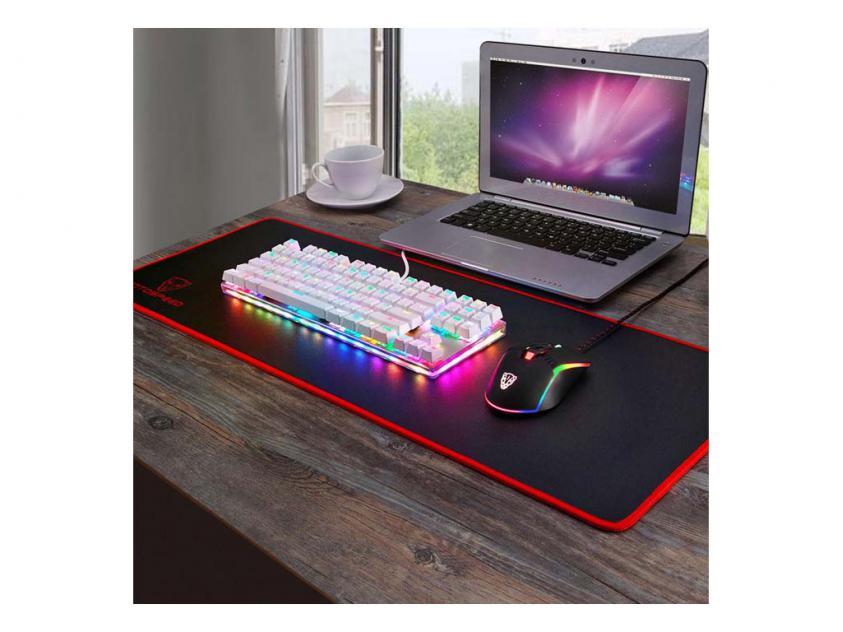 Gaming Keyboard Motospeed K87S RGB Red Switch GR Layout (MT00017)