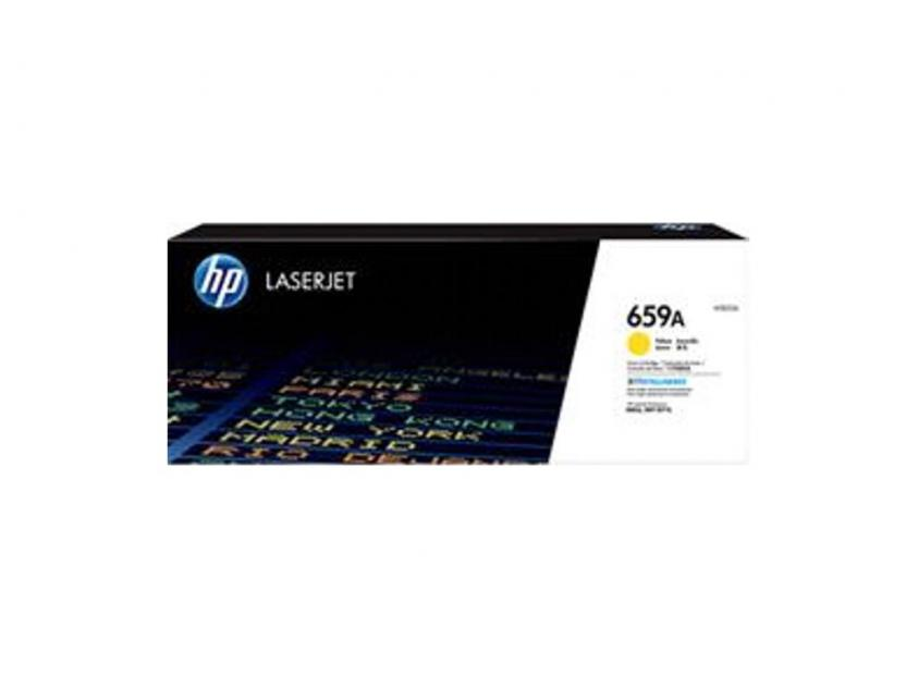Toner HP 659A Yellow 13000Pgs (W2012A)