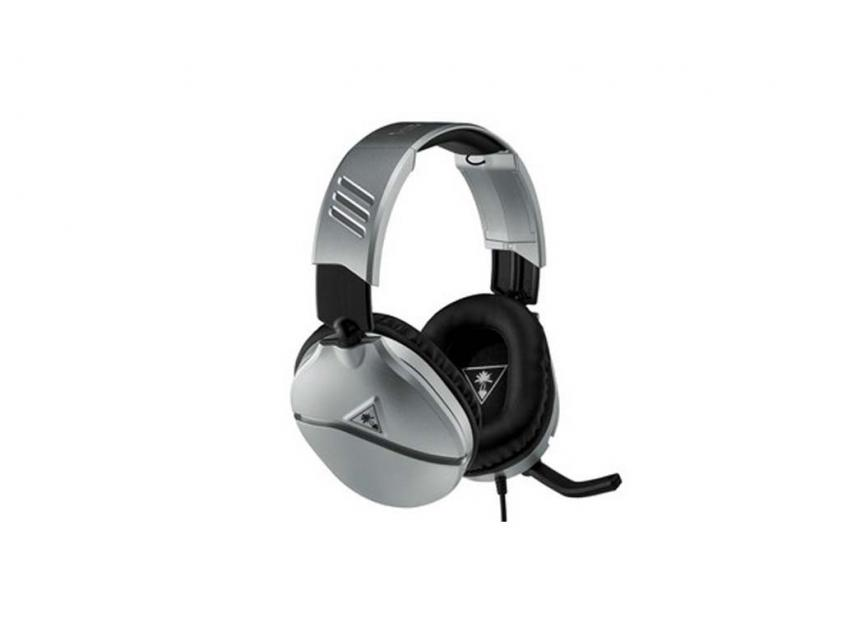 Gaming Headset Turtle Beach Recon 70 Silver (TBS-2655-02)