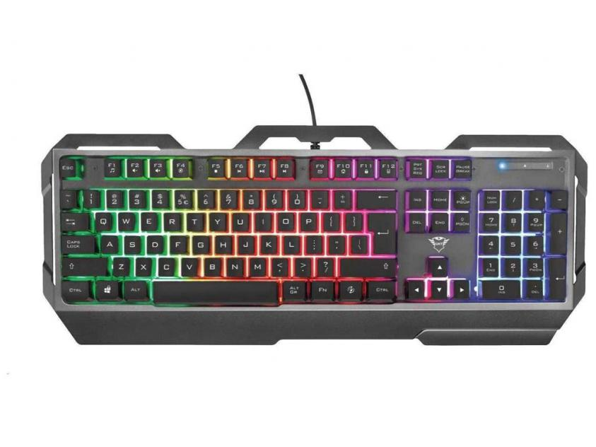 Gaming Keyboard Trust GXT 856 Torac Illuminated (23577)