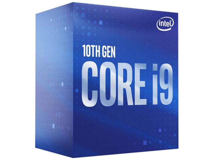 Επεξεργαστής Intel Core i9-10900 2.80GHz (BX8070110900)