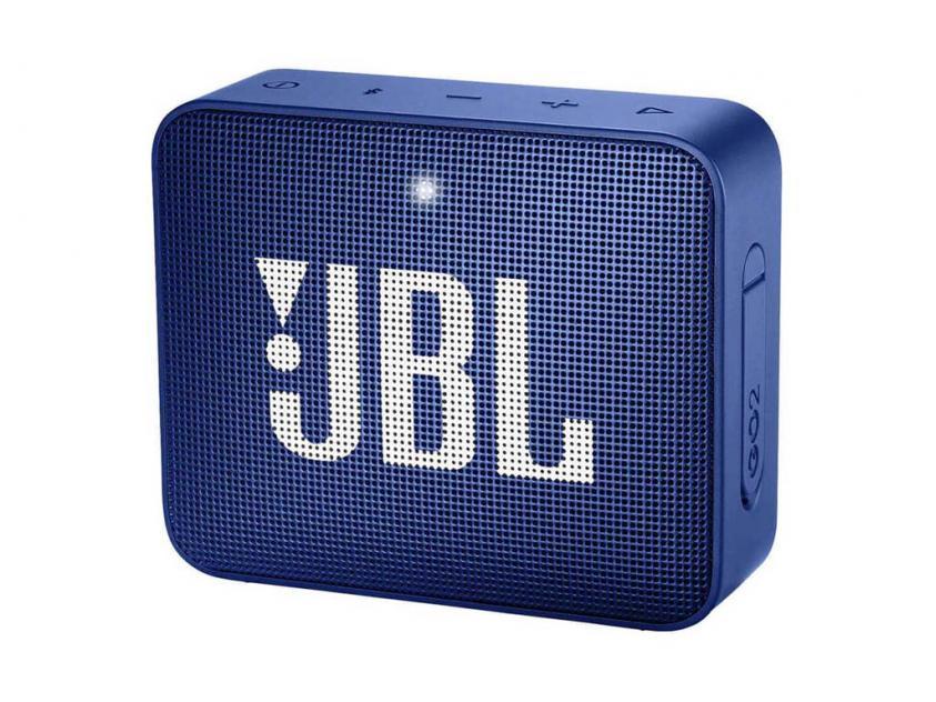 Φορητό Ηχείο JBL Go 2  Deep Sea Blue (JBLGO2BLU)