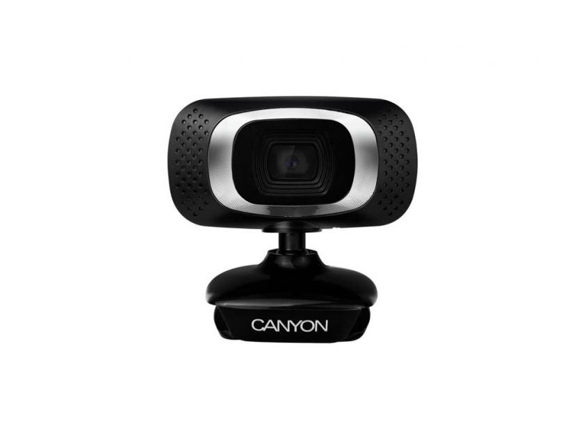 Webcam Canyon CNE-CWC3N 720p HD (CNE-CWC3N)