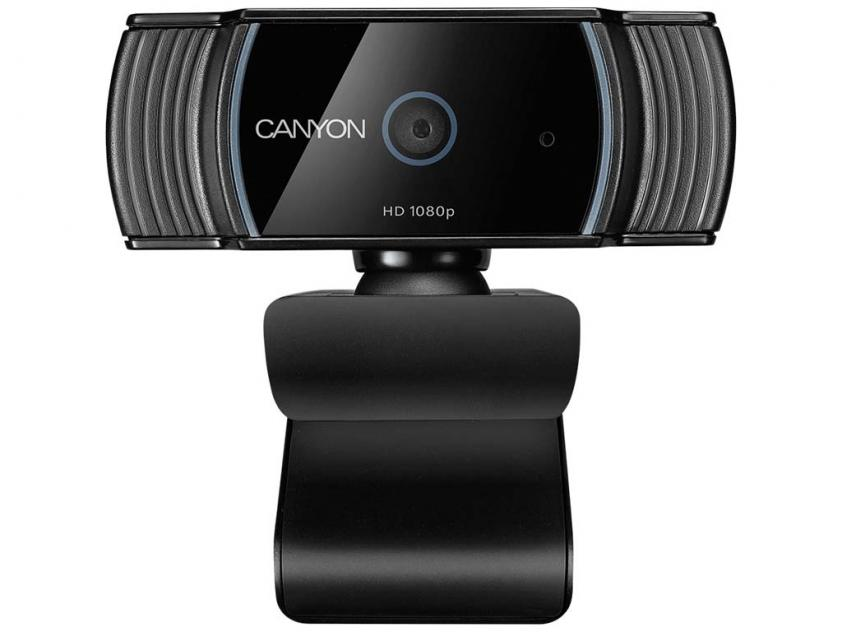 Webcam Canyon CNS-CWC5 1080p Full HD live streaming (CNS-CWC5)