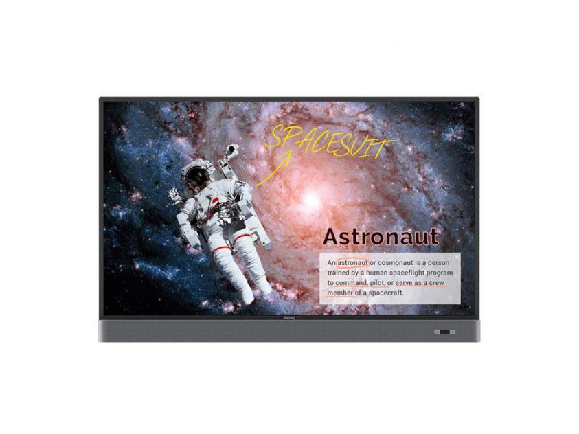 Διαδραστική Οθόνη BenQ 55-inch 4K UHD (RM5502K)