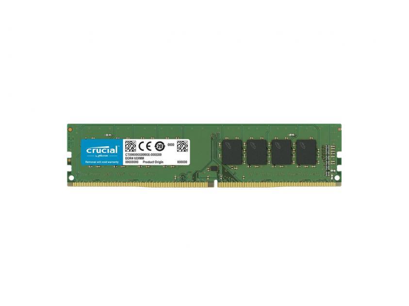 Μνήμη Crucial 8GB DDR4-2666 UDIMM (CT8G4DFS8266)