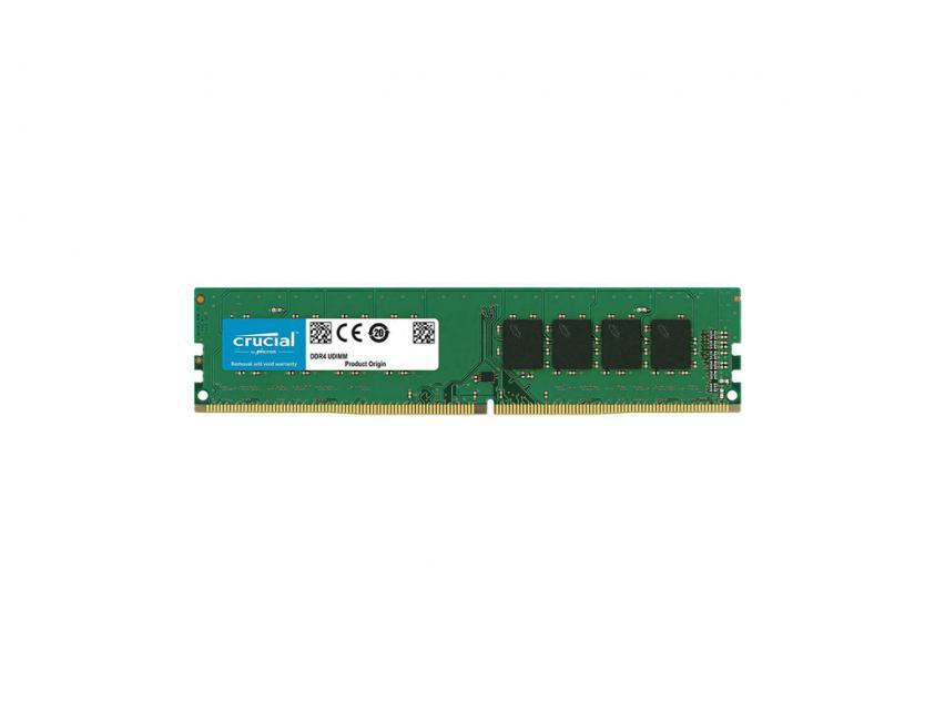 Μνήμη Crucial 8GB DDR4-3200 UDIMM (CT8G4DFS832A)