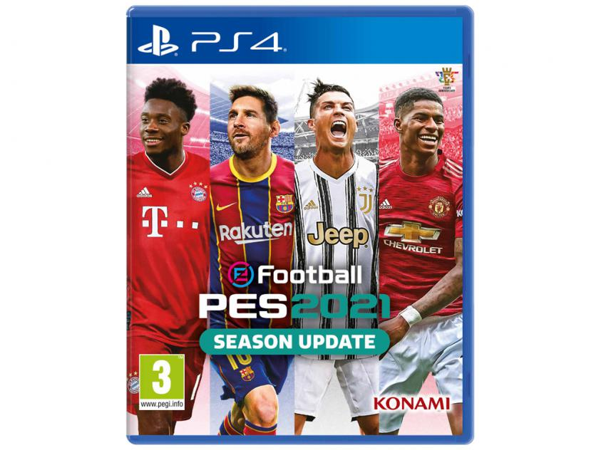 Efootball PES 2021 & Myclub Bonus Greek PS4