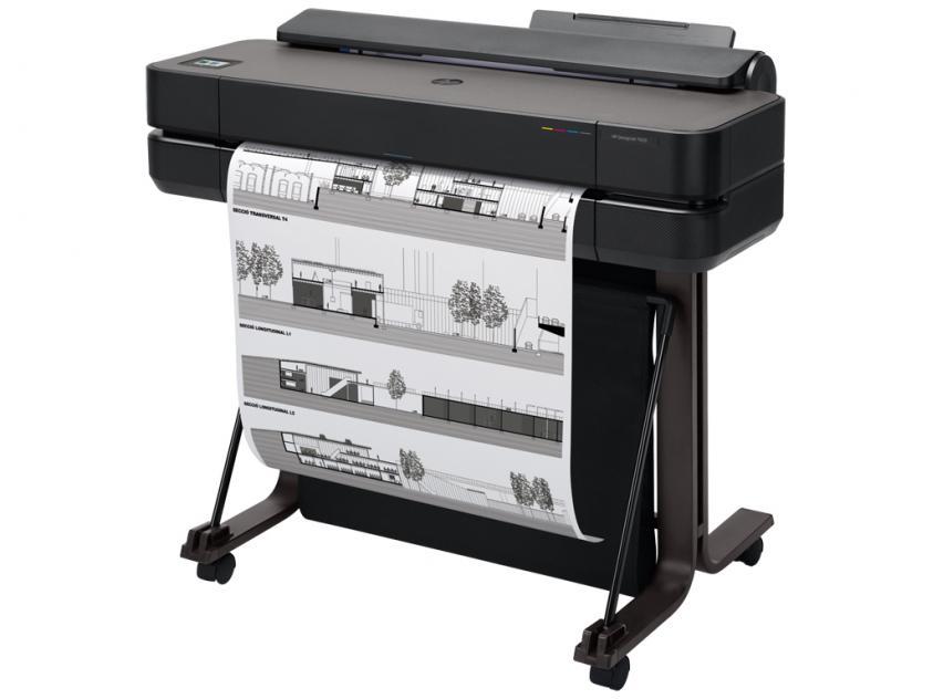 Plotter HP DesignJet T650 24-in (5HB08A) (Cashback 200 €)