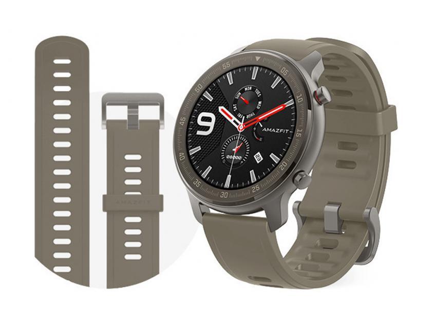 Smartwatch Xiaomi Amazfit GTR 47mm Titanium EU (A1902TT)