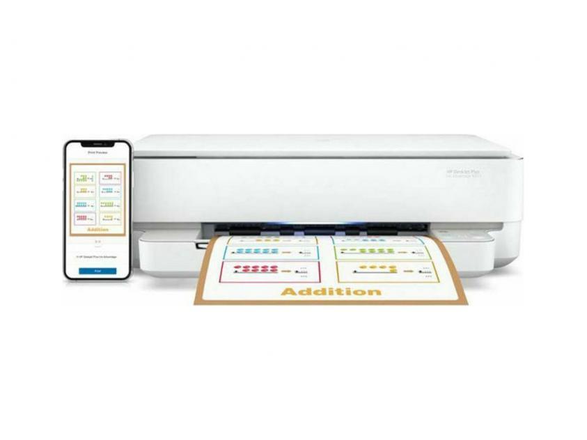 Πολυμηχάνημα HP DeskJet Plus Ink Advantage 6075 All-in-One (5SE22C)