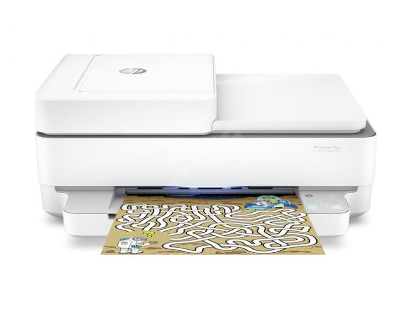 Πολυμηχάνημα HP DeskJet Plus Ink Advantage 6475 All-in-One (5SD78C)