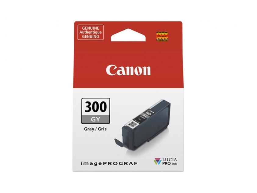 Μελάνι Canon PFI-300GY Grey 14ml (4200C001)