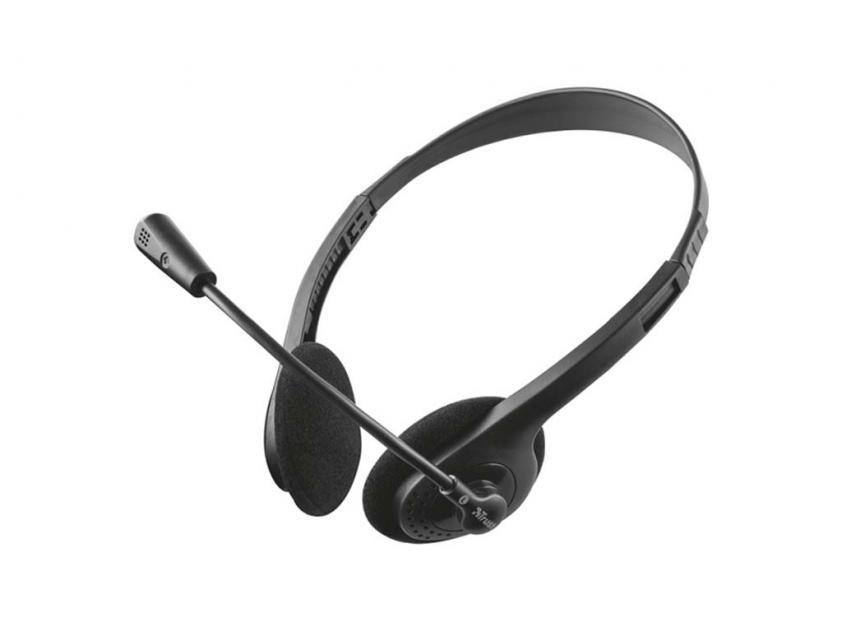 Ακουστικά Trust Primo Chat (21665)