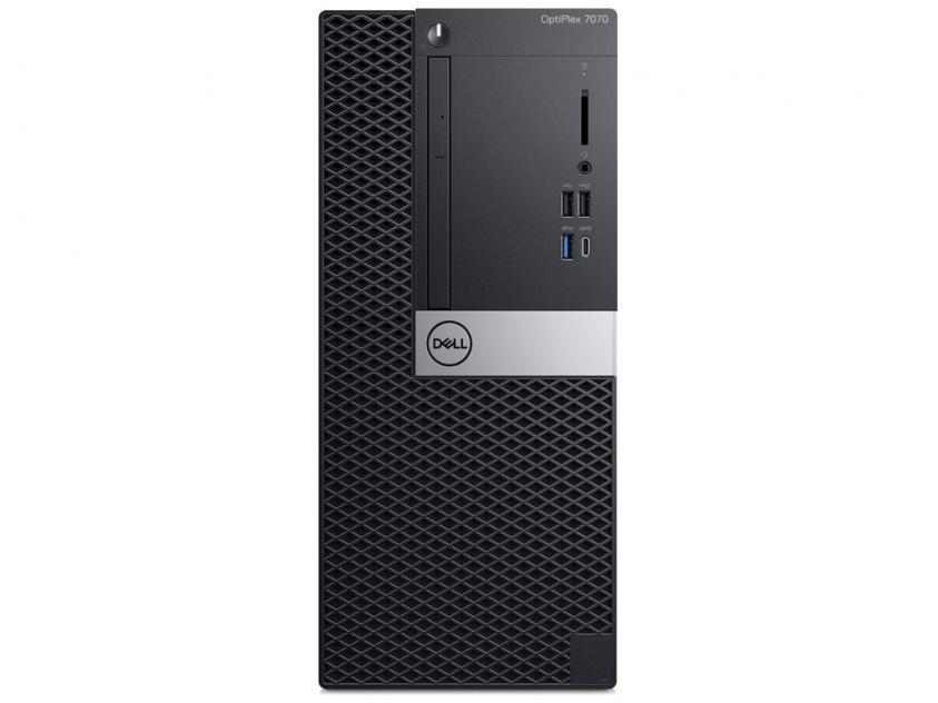 Desktop Dell OptiPlex 7070 MT i7-9700/8GB/2x1TBHDD/W10P/5Y (OPT7070MTI7970081T)