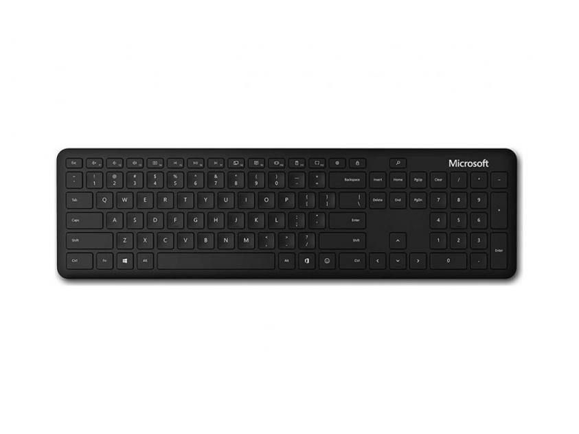 Πληκτρολόγιο Microsoft Bluetooth Black (QSZ-00026)