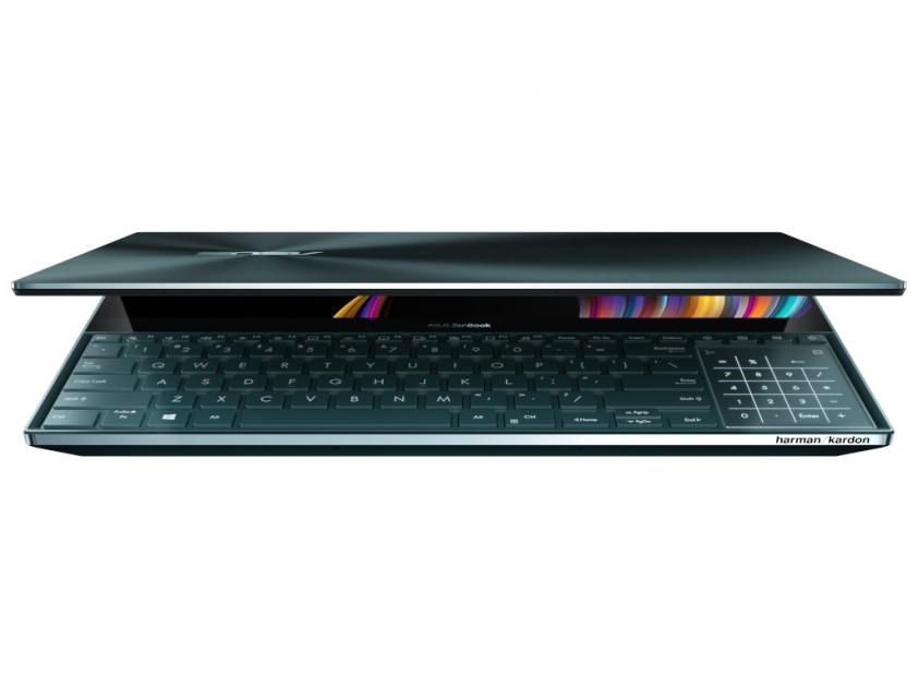 Laptop Asus Zenbook Duo UX481FL-WB701R 14-inch Touch i7-10510U/16GB/512GBSSD/GeForce MX250/W10P/1Y (90NB0P61-M06900)