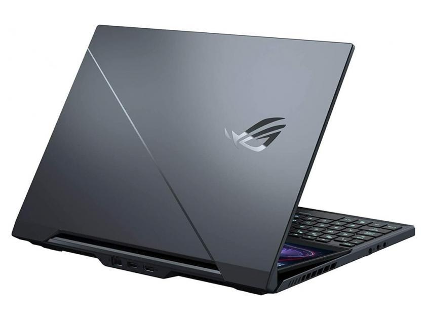 Gaming Laptop Asus ROG Zephyrus Duo GX550LXS-HF088T 15.6-inch i9-10980HK/32GB/1TBSSD/GeForce RTX 2080 SUPER/W10H/1Y (90NR02Z1-M01670)