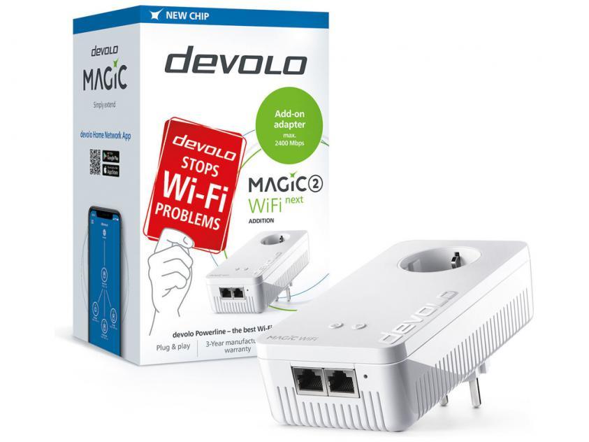 Powerline Devolo Magic 2 Wi-Fi Next (8610)