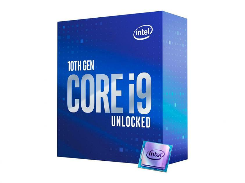 Επεξεργαστής Intel Core i9-10850K 3.90GHz (BX8070110850K)