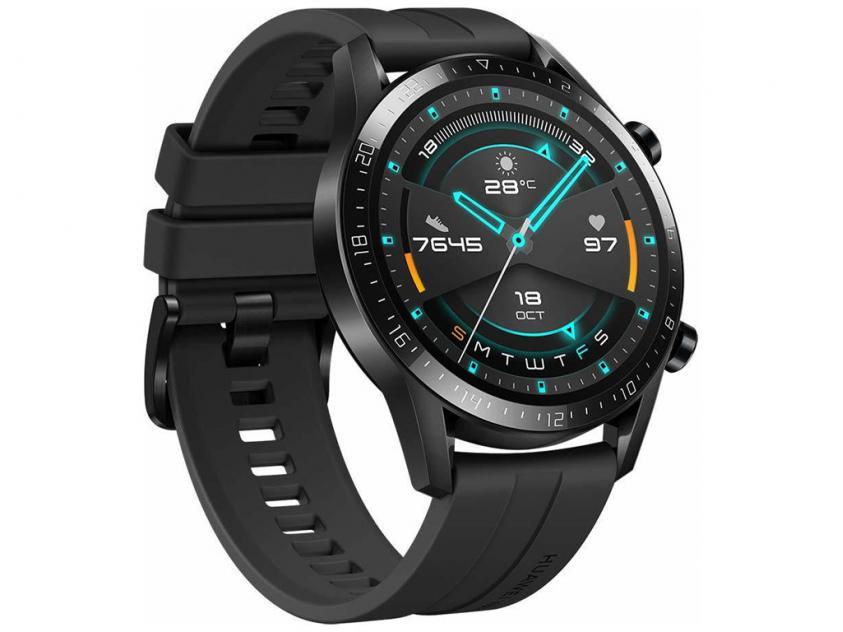 Smartwatch Huawei GT 2 Sport 46mm Black EU (LTN-B19MATBK)