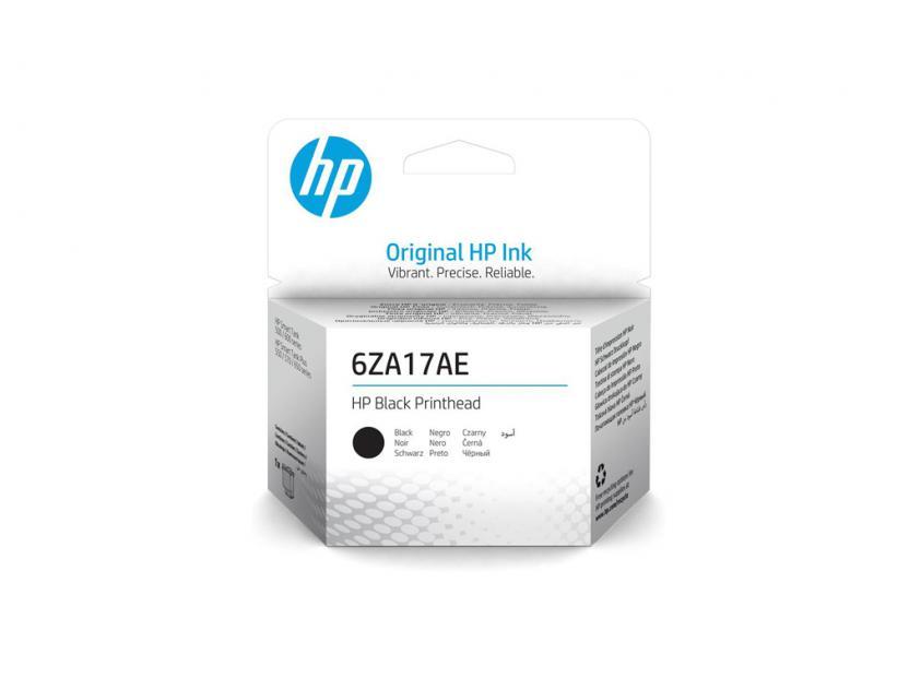 Μελάνι HP 6ZA17AE Printhead Black (6ZA17AE)