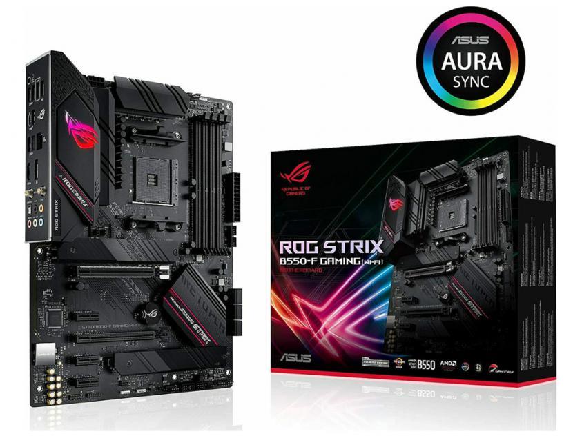 Motherboard Asus B550-F Rog Strix Gaming (90MB14S0-M0EAY0)