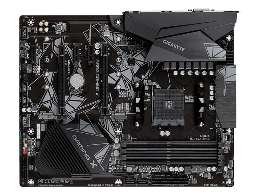 Motherboard Gigabyte B550 Gaming X (GAB55GMX-00-G)