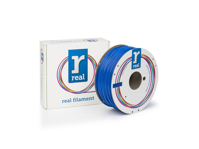 3D Printer Filament Real ABS 1.75mm Spool of 1Kg Blue (NLABSBLUE1000MM175)
