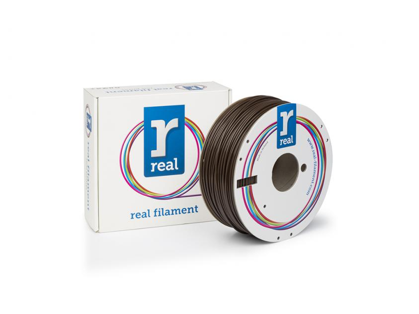 3D Printer Filament Real ABS 2.85mm Spool of 1Kg Brown (NLABSBROWN1000MM3)