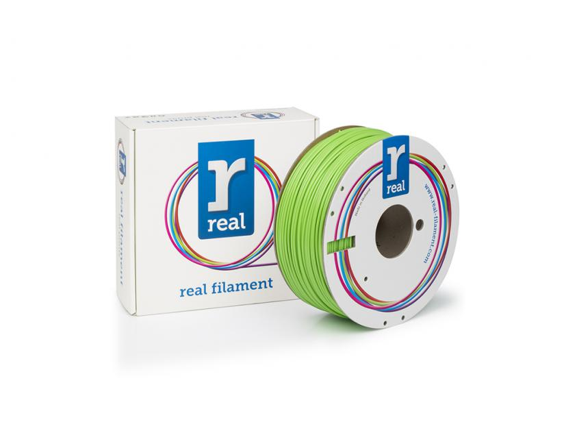 3D Printer Filament Real ABS 2.85mm Spool of 1Kg Nuclear Green (NLABSNGREEN1000MM3)