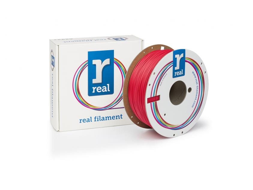 3D Printer Filament Real BioFlex 1.75mm Spool of 1Kg Red (NLBIOFLRED1000MM175)